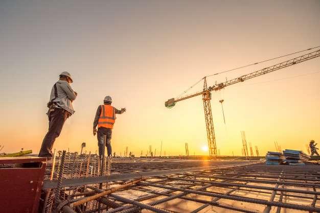 8 riscos para quem trabalha na construção civil